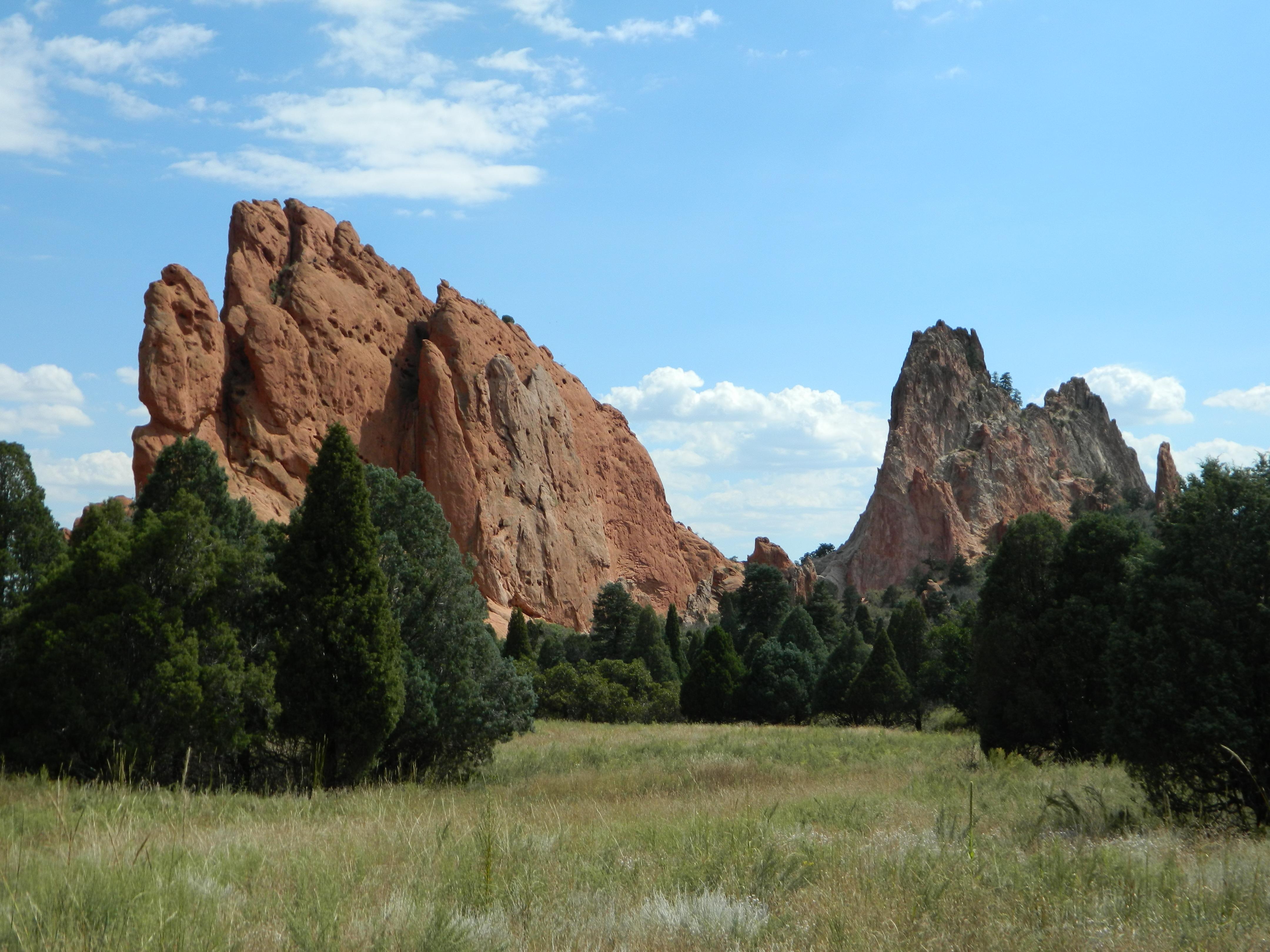 Garden Of The Gods Colorado Springs Colorado Crutchfields Go Explore